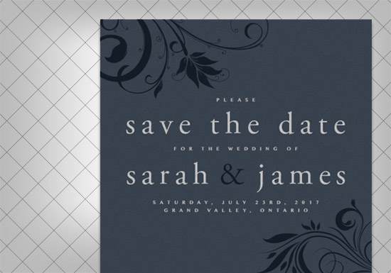 Brennan Collection - Save the Date